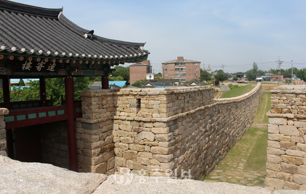 면천읍성, 조선시대 서해안권 대표적 정치·군사 요충지